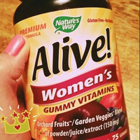 tures Way Nature's Way - Alive Women's Gummy Vitamins - 75 Gummies uploaded by Kristen Melissa M.