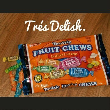 Tootsie Fruit Rolls Chewy Bite Size Rolls Variety Pack uploaded by Sidney R.