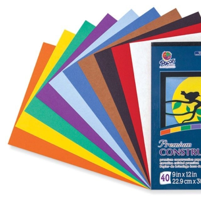 Pacon Tru-Ray Construction Paper, Class Pack uploaded by Siterria N.