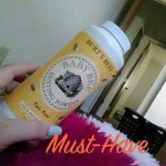 Photo of Burt's Bees Baby Dusting Powder uploaded by Ginny A.