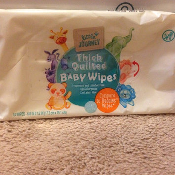 Photo of Little Journey Soothing Baby Wipes uploaded by Amber K.