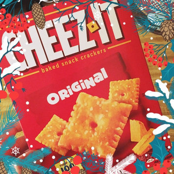 Cheez-It® Original Baked Snack Crackers uploaded by Abi S.