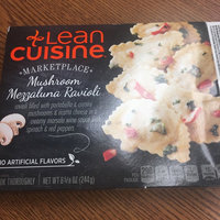 Lean Cuisine Chef's Pick Culinary Collection Mushroom Mezzaluna Ravioli uploaded by Kady E.