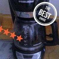 Black & Decker 12-Cup Programmable Coffeemaker uploaded by Karla H.