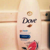 Dove go Fresh Restore Body Wash uploaded by Rochel B.
