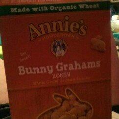 Annie's Homegrown® Bunny Grahams® Honey Whole Grain Graham Snacks uploaded by Kati B.