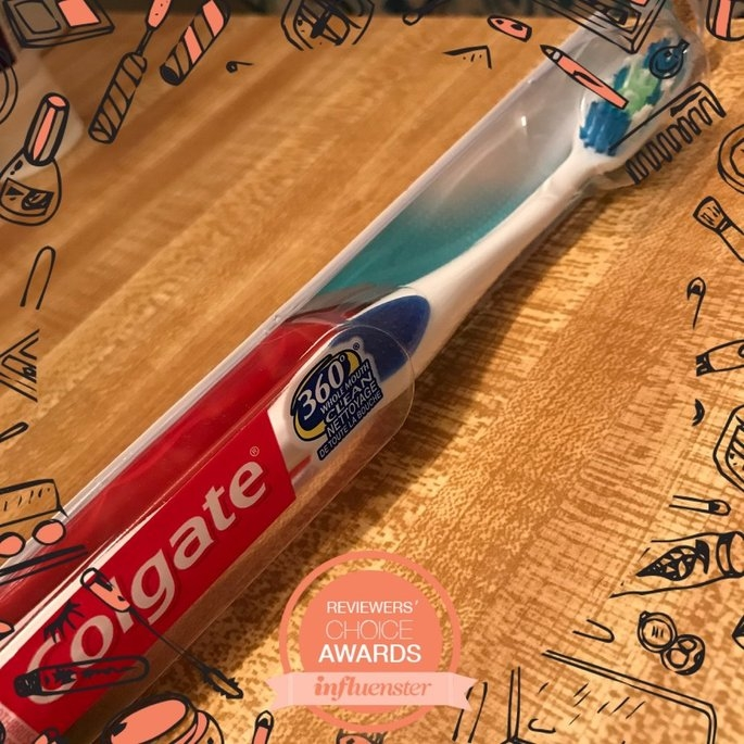 Colgate 360 Full Head Toothbrush, Soft, 1 ea uploaded by Jamie S.