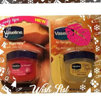 Vaseline Lip Therapy Creme Brulee & Rosy Lips uploaded by Nicolette K.