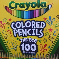 Crayola Colored Pencils, 100-Count uploaded by Bea Y.