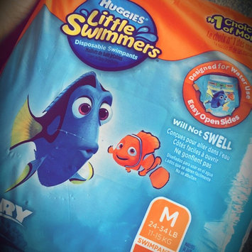 Photo of Huggies® Little Swimmers Diapers uploaded by Jade S.