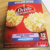 Orville Redenbacher's Gourmet Popping Corn Movie Theater Butter Mini Bags - 12 CT uploaded by Teran F.