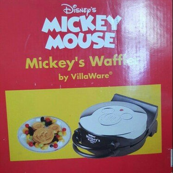 Photo of VillaWare V5555-01 6-Inch Mickey Wafflemaker uploaded by Sarah R.