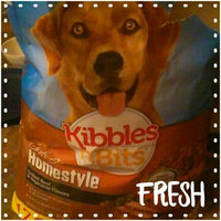 Kibbles 'n Bits Homestyle Roasted Chicken & Vegetable Flavor Dry Dog Food, 31-Pound uploaded by Karen M.