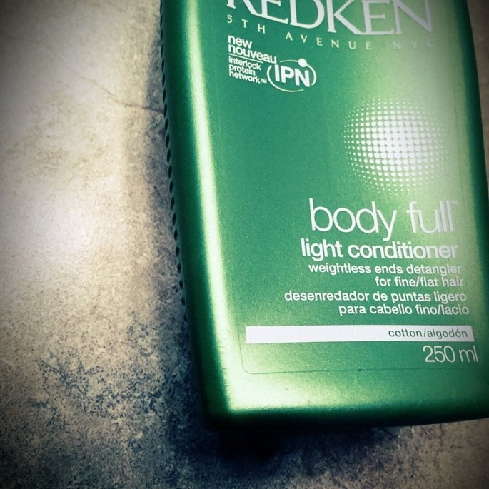 Redken Body Full Light Conditioner uploaded by Michele Anne S.
