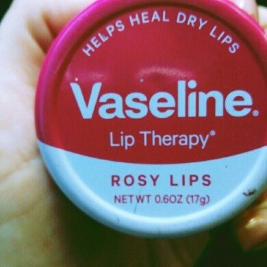 Vaseline® Lip Therapy® Rosy Lips Lip Balm Tin uploaded by Ana E.