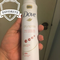 Dove Dry Spray Antiperspirant, Clear Tone Skin Renew, 3.8 oz uploaded by Maria C.