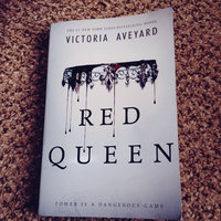 Red Queen by Victoria Avenard uploaded by Auleria Y.