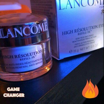 Photo of Lancôme High Résolution Eye Refill-3X™ Triple Action Renewal Anti-Wrinkle Eye Cream uploaded by Anna K.