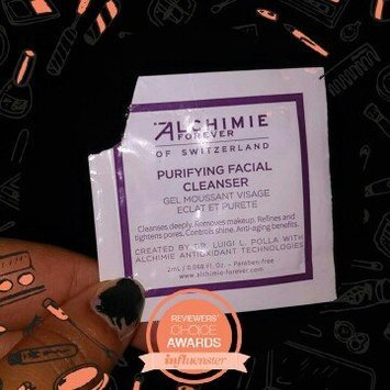 Alchimie Forever Purifying facial cleanser uploaded by Whitney G.