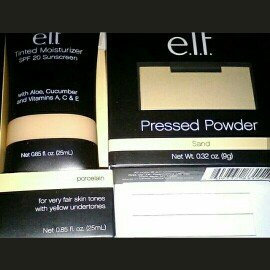 Photo of e.l.f. Pressed Powder uploaded by Christie T.