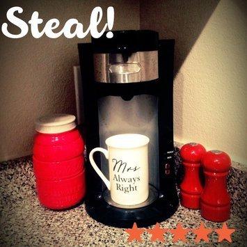 Bella Dual Brew Coffee Maker Kohl S : Bella 14392 Dual Brew Coffee Maker Reviews Find the Best Coffeemakers Influenster
