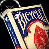 Bicycle Playing Cards Jumbo Face uploaded by Laura M.
