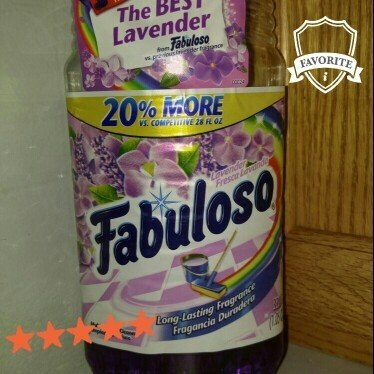 Fabuloso Multi-Purpose Cleaner uploaded by Maggie G.