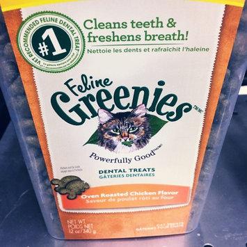 Photo of Greenies Greenies Feline Dental Treats - Chicken uploaded by Ali F.