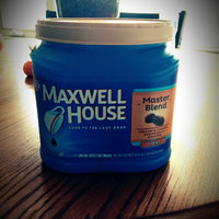 Maxwell House Master Blend Mild Roast Coffee uploaded by Kristi S.