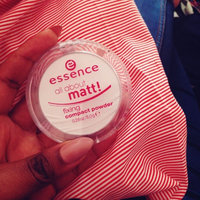 Essence All About Matt! Fixing Compact Powder uploaded by Yasmine K.