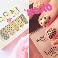 Coconut Nail Art by Incoco Nail Polish Strips, Fashion Statement, 12 count uploaded by Vanna L.