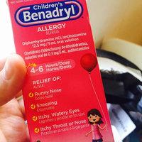 Children's Benadryl Allergy uploaded by Jahara C.
