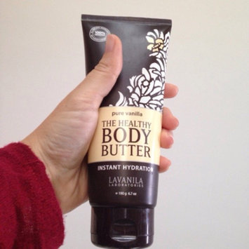 Photo of The Healthy Body Butter - Pure Vanilla by Lavanila for Women - 0.85 oz Body Butter uploaded by Cassie H.