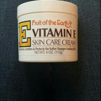 Fruit of the Earth Vitamin E Skin Care Cream uploaded by Nikki H.
