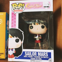 SAILOR MOON - SAILOR MARS (VFIG) by FUNKO POP ANIME: uploaded by Kelly W.