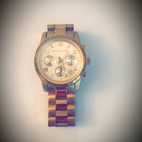 MICHAEL Michael Kors Women's Chronograph Bracelet Watch 38MM uploaded by Patricia M.