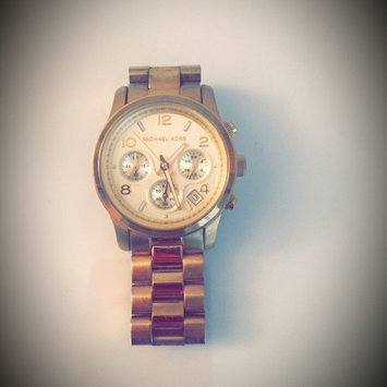 MICHAEL Michael Kors Women's Chronograph Bracelet Watch 38MM uploaded by Patricia M.