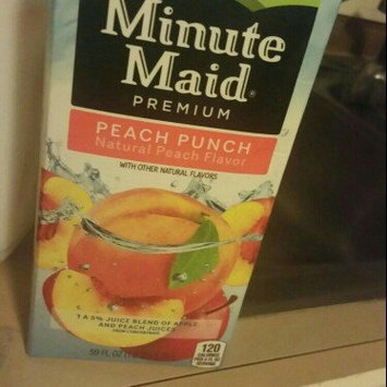 Photo of Minute Maid® Premium Peach Punch uploaded by Amanda W.