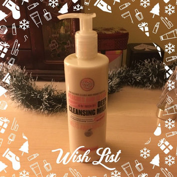 Photo of Soap & Glory Peaches and Clean Deep Cleansing Milk - 11.8 fl oz uploaded by Eileen R.