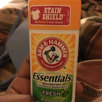 Arm & Hammer Essentials Natural Deodorant Unscented uploaded by elodie b.