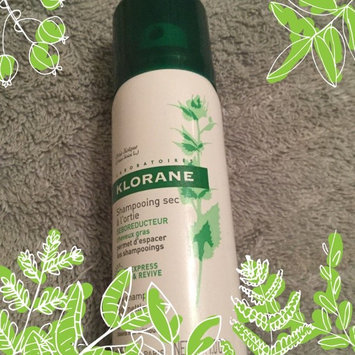 Photo of Klorane Dry Shampoo with Nettle uploaded by Lyndsey R.