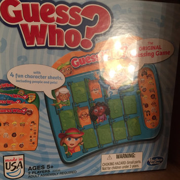 Photo of Hasbro Guess Who? Game uploaded by Marisol G.