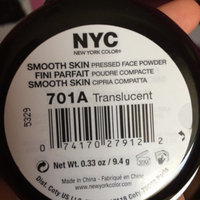 Face Powder Pressed Smooth Skin NYC - New York Color uploaded by Paula P.