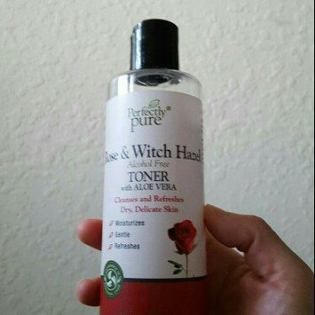Photo of Perfectly Pure Rose & Witch Hazel Toner-8 oz Liquid uploaded by Anne N.