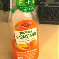 Tropicana Farmstand 100% Fruit & Vegetable Juice - Peach Mango uploaded by Sophia T.
