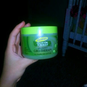 Photo of Palmer's Olive Oil Formula Gro Therapy uploaded by Mary