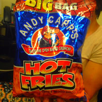 Andy Capp's Hot Fries Corn & Potato Snacks uploaded by Jazmine S.