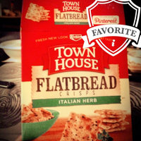 Keebler Town House Italian Herb Flatbread Crisps Crackers uploaded by paramee t.