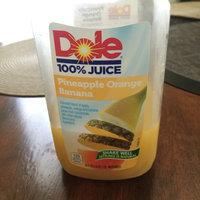 Dole 100% Pineapple Orange Banana Juice uploaded by Kathryn O.