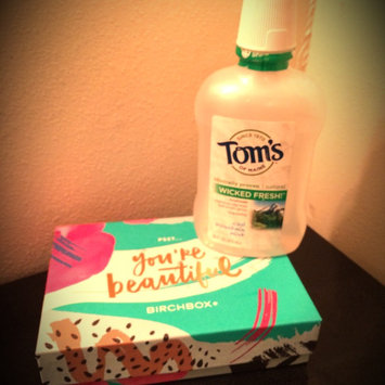 Photo of Tom's of Maine Wicked Fresh! Long Lasting Mouthwash uploaded by Lindsey E.